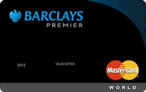 MasterCard Barclays Premier